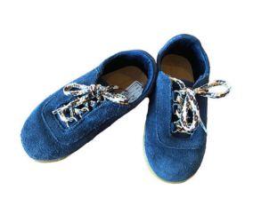 Tênis Camurça Azul Marinho Zara Baby Boy