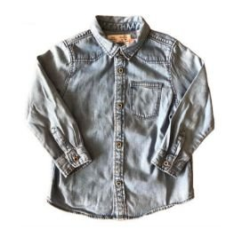 Camisa Jeans Zara Baby Boy
