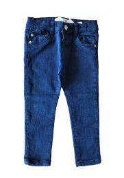 Calça Jeans Escura Skinny Zara Baby Boy
