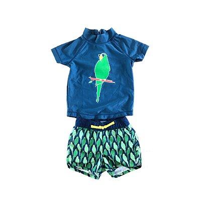 Conjunto Piscina Papagaio Baby Gap