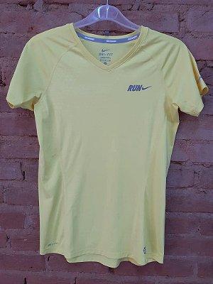 Blusa Dri Fit Cinza Nike