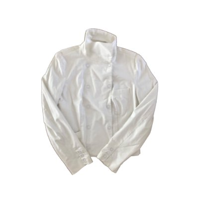 Casaco Branco com Botões Armani Exchange