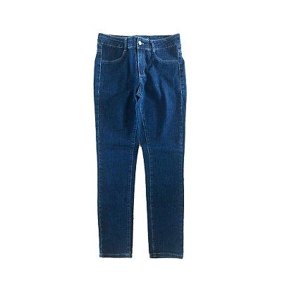 Calça Jeans Reta Escura Hering