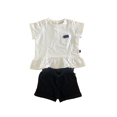 Conjunto Blusa e Shorts Chicco