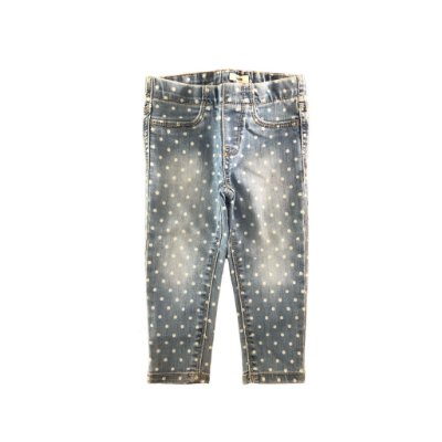 Calça Jeans Poá OshKosh