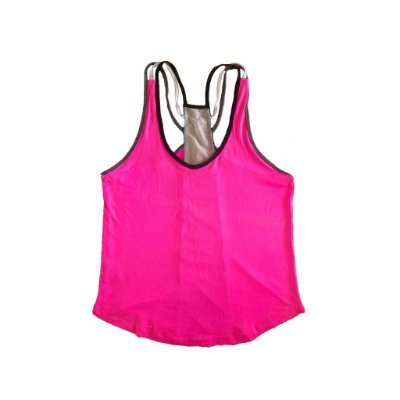 Regata Pink Ginástica The Fit Company