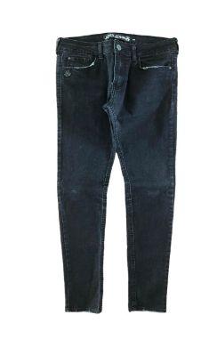 Calça Jeans Preta Reta John John