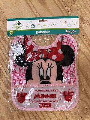 Babador Minnie nunca usado