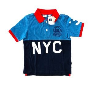 Camiseta Polo NYC Gap