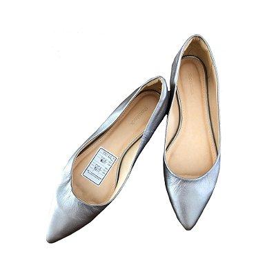 Sapatilha Shoestock Feminina Ouro Velho