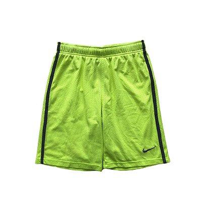 Shorts Nike Masculino Amarelo Fluor