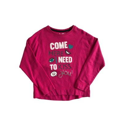 Moletom Piaza Italia Infantil Rosa