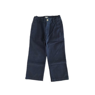 Calça de Sarja Oshkosh Infantil Azul Marinho