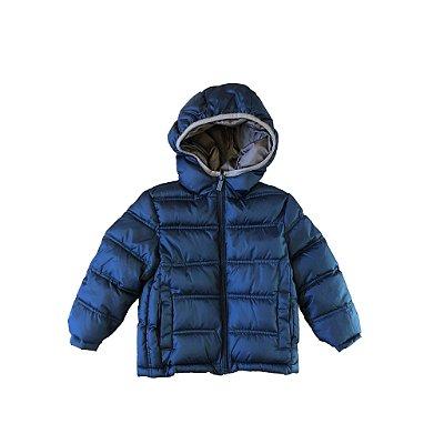 Casaco Zara Boys Infantil Preto com forro de Plush nunca usado