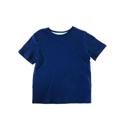 Blusa H&M Infantil Azul Marinho