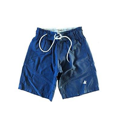 Bermuda Brooksfield Infantil Azul Marinho