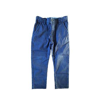 Calça OshKosh Sarja Azul Marinho