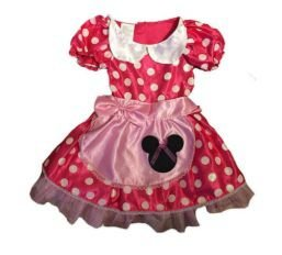 Fantasia Disney Minnie Rosa
