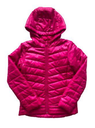 Casaco Palomino Infantil Pink Nylon
