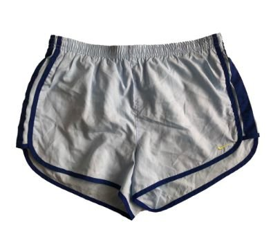 Shorts Nike Feminino Tons de Azuis