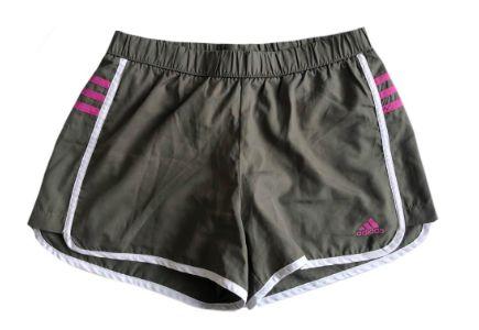 Shorts Adidas Feminino Verde Militar