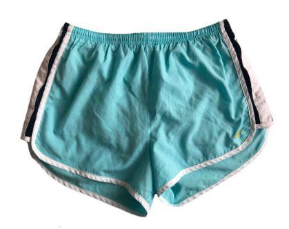 Shorts Nike Feminino Azul Claro