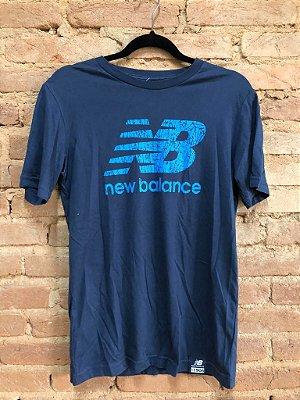 Blusa New Balance Masculino Azul Marinho