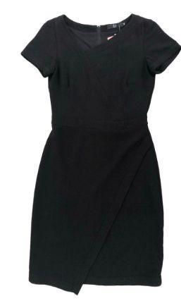 Vestido Pa Concept Preto