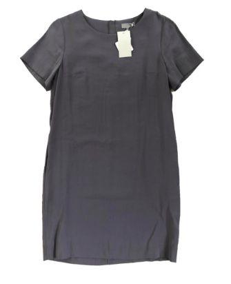 Vestido COS Cinza (Etiqueta)
