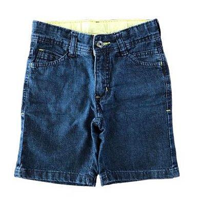 Bermuda Jeans Fuzarka Infantil