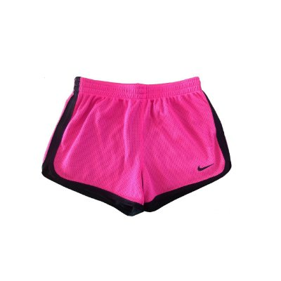 Shorts Nike Pink e Preto