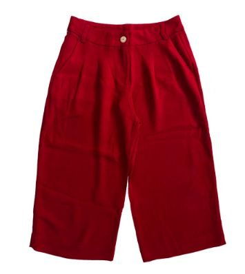 Calça TIGRESSE Vermelha Pantcourt