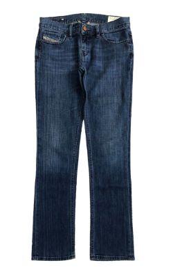 Calça DIESEL Feminina Jeans Escura