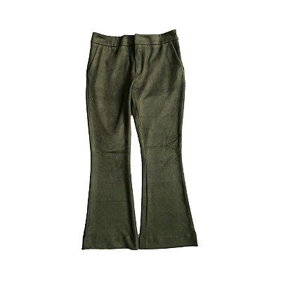 Calça SPEZZATO Verde Militar Chamois