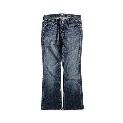Calça SEVEN Jeans Detalhe aplique em Bolso