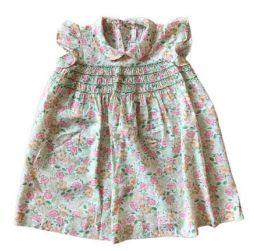 Vestido Infantil Flores