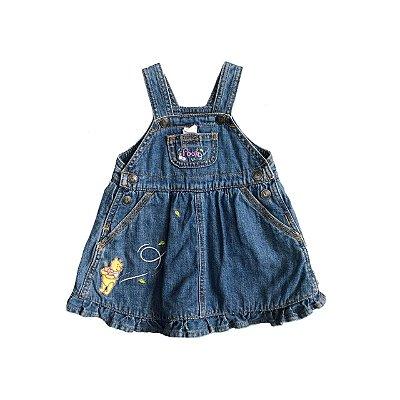 Vestido Jeans DISNEY STORE Infantil