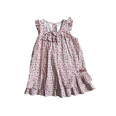 Vestido MARISOL Infantil Estampa Floral