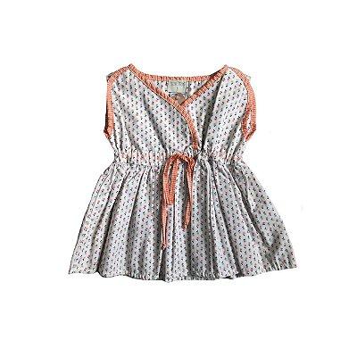 Vestido MINI VIDA Infantil Estampado