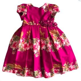Vestido KOPELA Pink Florido