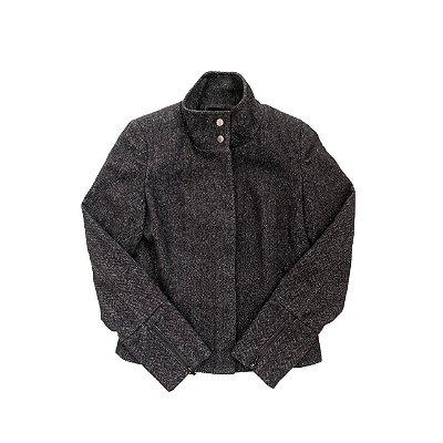 Casaco COLLINS Marrom em Lã