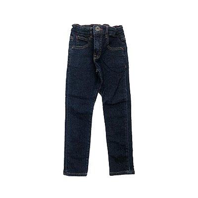 Calça Jeans ZARA BOYS Lavagem Escura