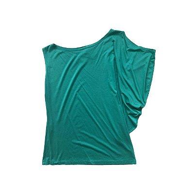 Blusa DIDI Verde Bandeira
