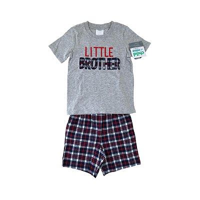Conjunto Carter´s Little Brother com Etiqueta