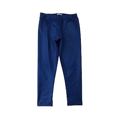 Legging TYROL Azul com Brilho