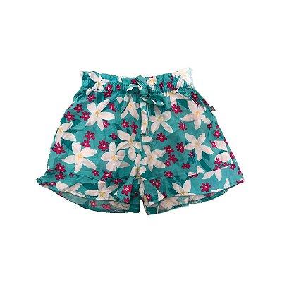 Shorts HERING Azul Florido