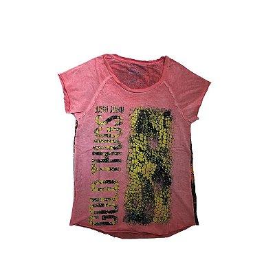 Camiseta JOHN JOHN Laranja