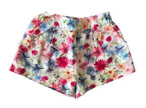 Shorts ZARA Infantil Florido