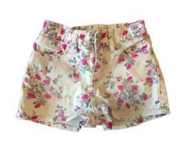 Shorts PALPH LAUREN Branco Florido