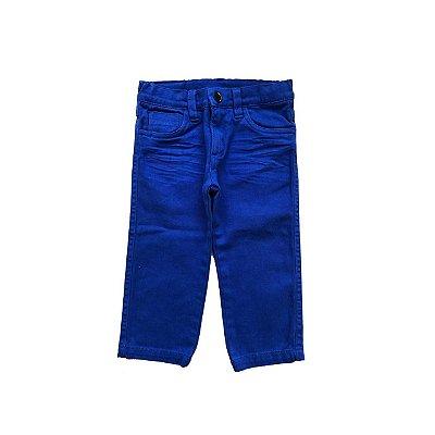 Calça UMMAISUM Infantil Azul Bic